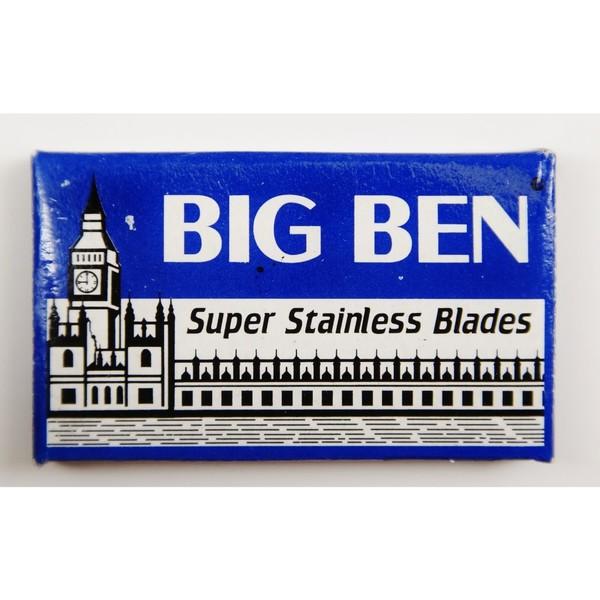 Big Ben DE Blades 10's