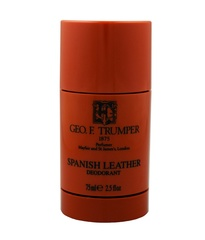 Geo F Trumper Spanish Leather Deodorant Stick 75ml