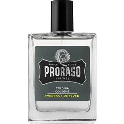 Proraso Cypress & Vetiver Cologne 100ml