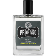 Proraso Cypress & Vetiver Cologne 100ml