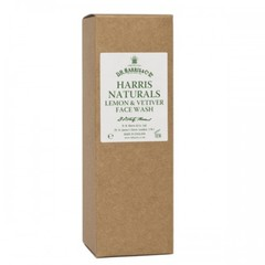 D.R Harris Lemon & Vetiver Face Wash 100ml