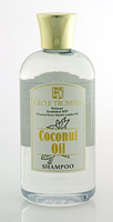 Geo F Trumper Coconut Oil Shampoo in Plastic Travel Bottle (200ml)