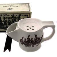 Geo F Trumper Officers and Gentlemans Traditional Shaving Mug