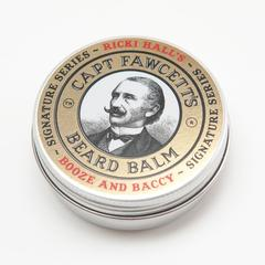 Captain Fawcett's Ricki Hall Booze & Baccy Beard Balm 60ml
