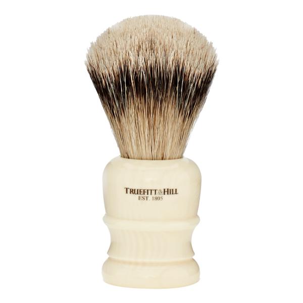 Truefitt & Hill Wellington Super Badger Brush (Ivory Effect)