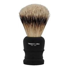 Truefitt & Hill Wellington Silvertip Badger Brush (Ebony Effect)