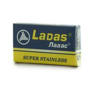 Ladas Super Stainless DE Razor Blades 5's