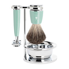 Muhle Rytmo Mint Shaving Set