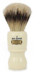Simpsons Captain 2 Best Badger Shaving Brush