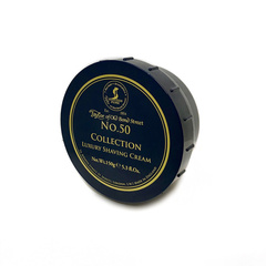Taylor of Old Bond Street No.50 Collection Shaving Cream 150g