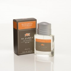 St James of London Mandarin & Patchouli Cologne 50ml