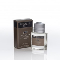 St James of London Black Pepper & Lime Cologne 50ml