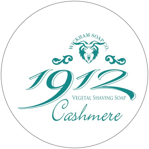 Wickham Soap Co. 1912 Cashmere Shaving Soap 140g