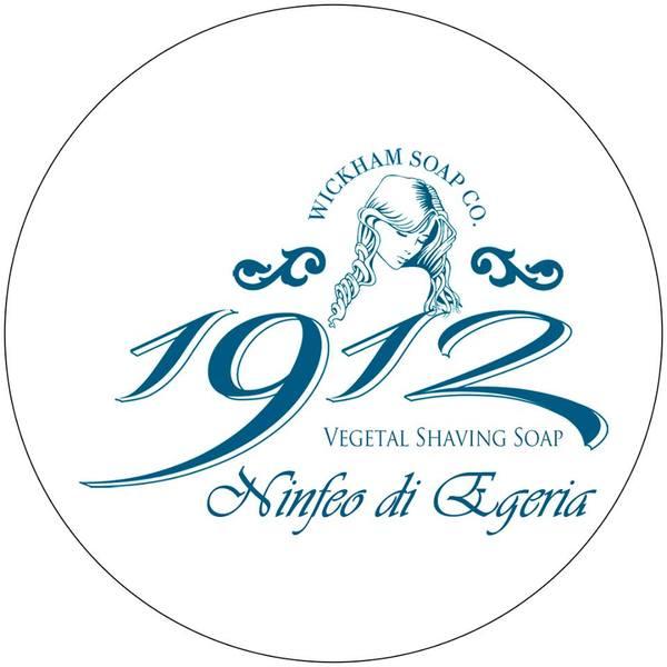 Wickham Soap Co. 1912 Ninfeo di Egeria Shaving Soap 140g