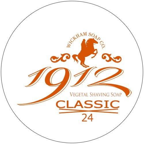Wickham Soap Co. 1912 Classic 24 Shaving Soap 140g