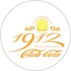 Wickham Soap Co. 1912 Club Cola Shaving Soap 140g