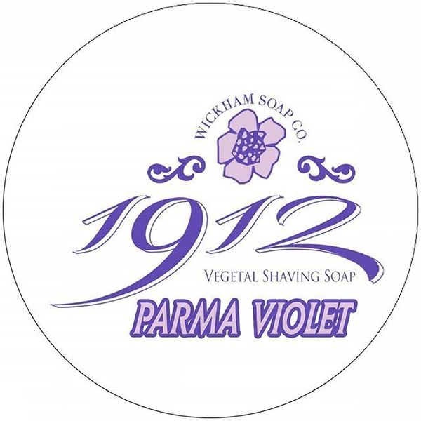 Wickham Soap Co. 1912 Parma Violet Shaving Soap 140g