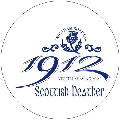 Wickham Soap Co. 1912 Scottish Heather Shaving Soap 140g