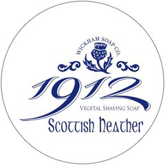 Wickham Soap Co. 1912 Scottish Heather Shaving Soap 140g