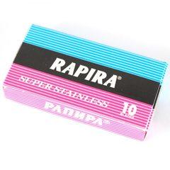 Rapira Super Stainless DE Blades 10's