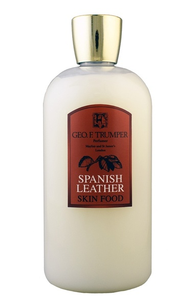 Geo. F. Trumper Spanish Leather Skin Food 500ml