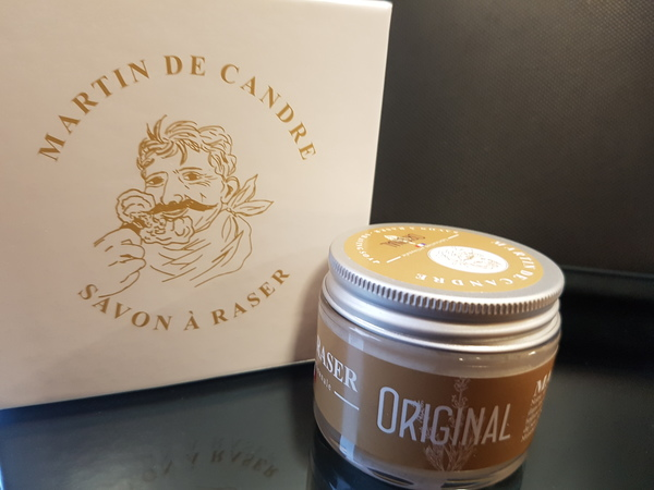 Martin de Candre Original Shaving Soap 50g