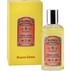 Alvarez Gomez Verbena & Orange Blossom Eau de Toilette 80ml