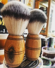 'Scotch Barrel' Shaving Brush