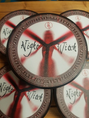 Phoenix and Beau Night Witch Shaving Soap 115g and Balm 50ml