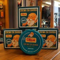 Cella Aloe Vera (Organic) Shaving Cream 150ml