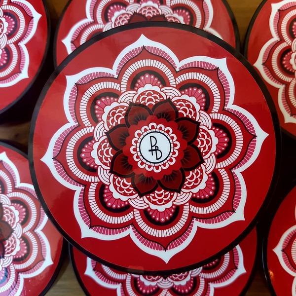 Phoenix and Beau Ltd Edition Sanskrit Shaving Soap 115g