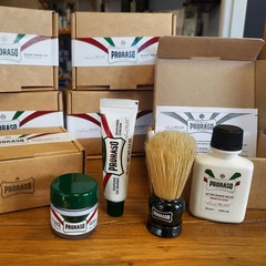 Proraso travel shave set