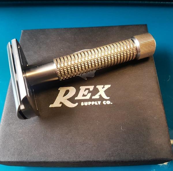 Rex Supply Co. Envoy Safety Razor