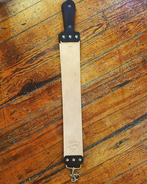 Razor Emporium Premium Horsehide Straight Razor Strop