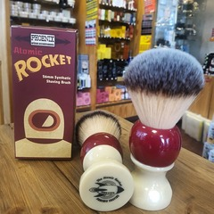 PAA  Atomic Rocket Synthetic Shaving Brush