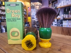 PAA The Green Ray Synthetic Shaving Brush