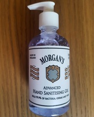 Morgans Hand Sanitising Gel 250ml