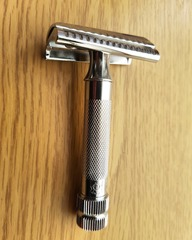 Merkur Slant Bar 37C Safety Razor
