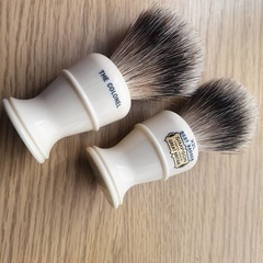Simpsons The Colonel X2L Best Badger Shaving Brush