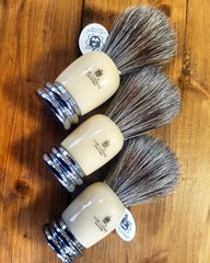 Vie-Long Mixed Badger & Horse Hair Shaving Brush