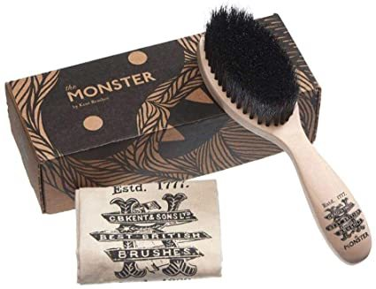 GB Kent Beard Brush Monster