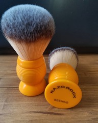 RazoRock Beehive Synthetic Hair Shaving Brush
