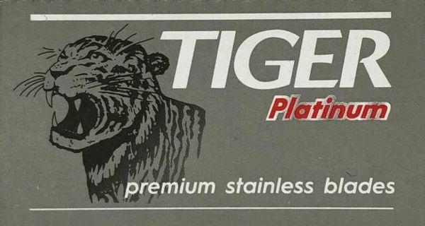 Tiger Platinum DE Blades 5's