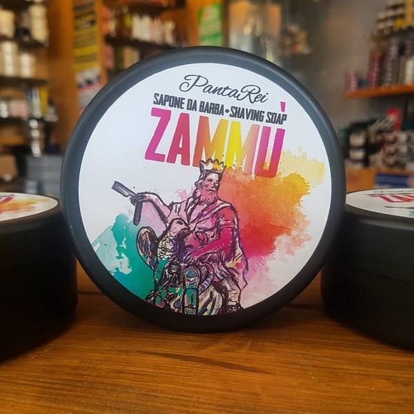 PantaRei Zammu Shaving Soap 100ml