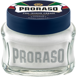 Proraso (Blue) Aloe & Vitamin E Protective Pre and Post Shave Cream 100ml