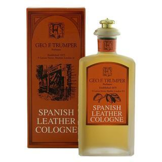 Geo F Trumper Spanish Leather Cologne 100ml (glass)