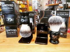Simpsons The Petrol Head Ltd Edition Shaving Brush