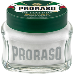 Proraso (Green)Classic Eucalyptus & Menthol Pre And Post Shave Cream 100ml