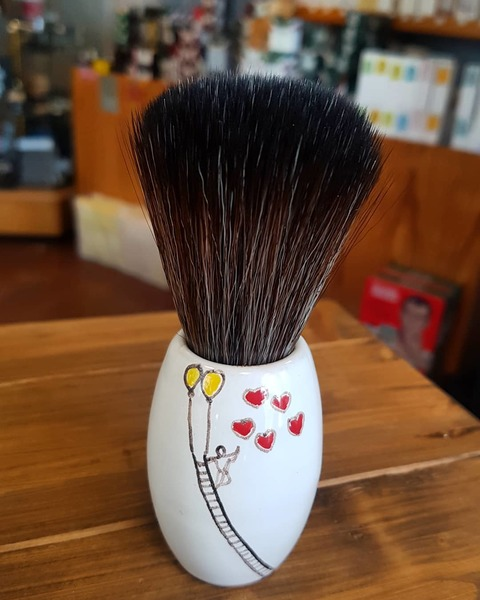 PantaRei Futurboba 3 Synthetic Hair Shaving Brush