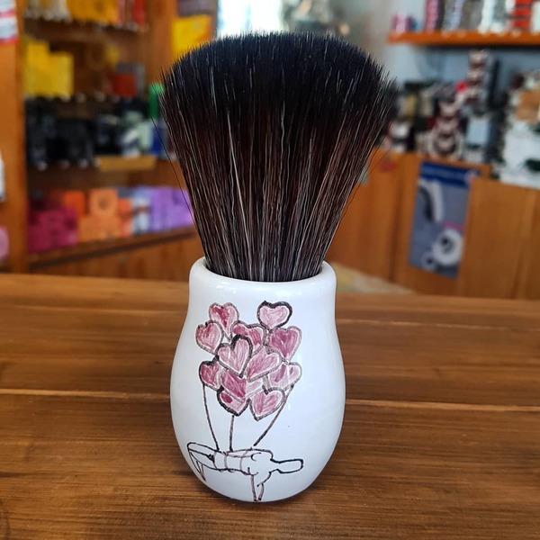 PantaRei Futurboba 1 Synthetic Hair Shaving Brush